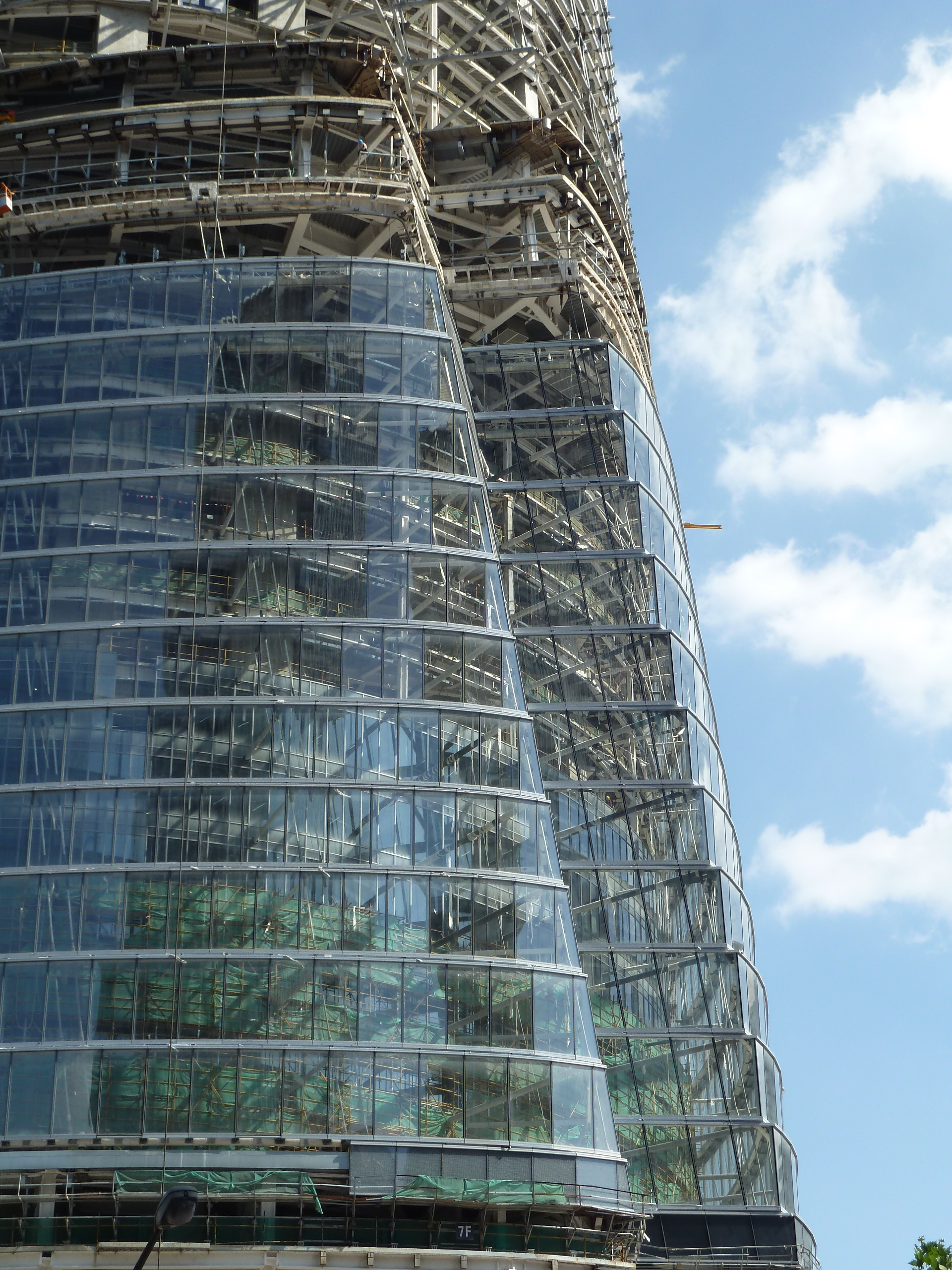 Building Construction Wallpaper Hd Gallery Of Winners Of The Inaugural China Tall Building