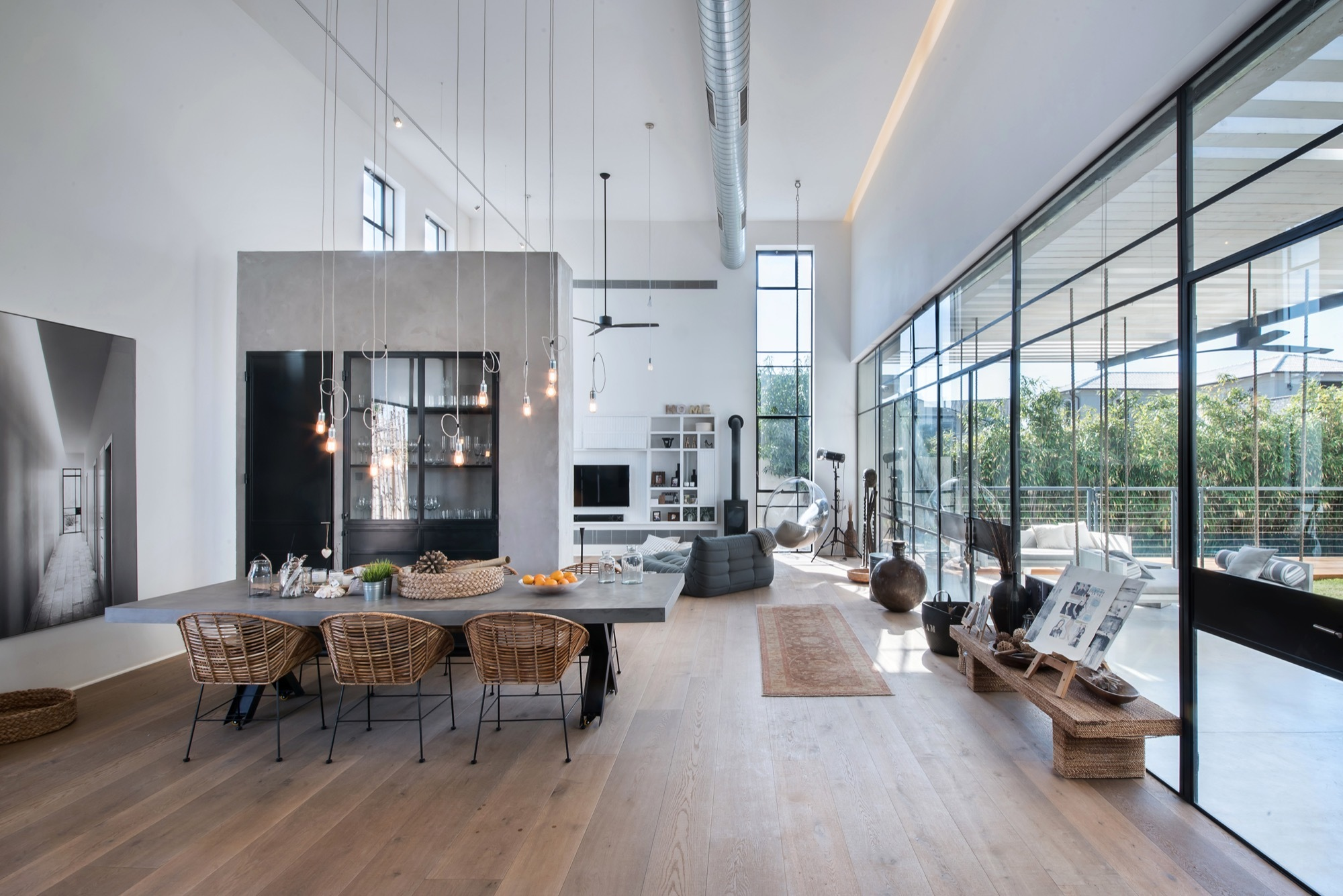 Interieur Design Free House In Tel Aviv Neuman Hayner Architects Archdaily