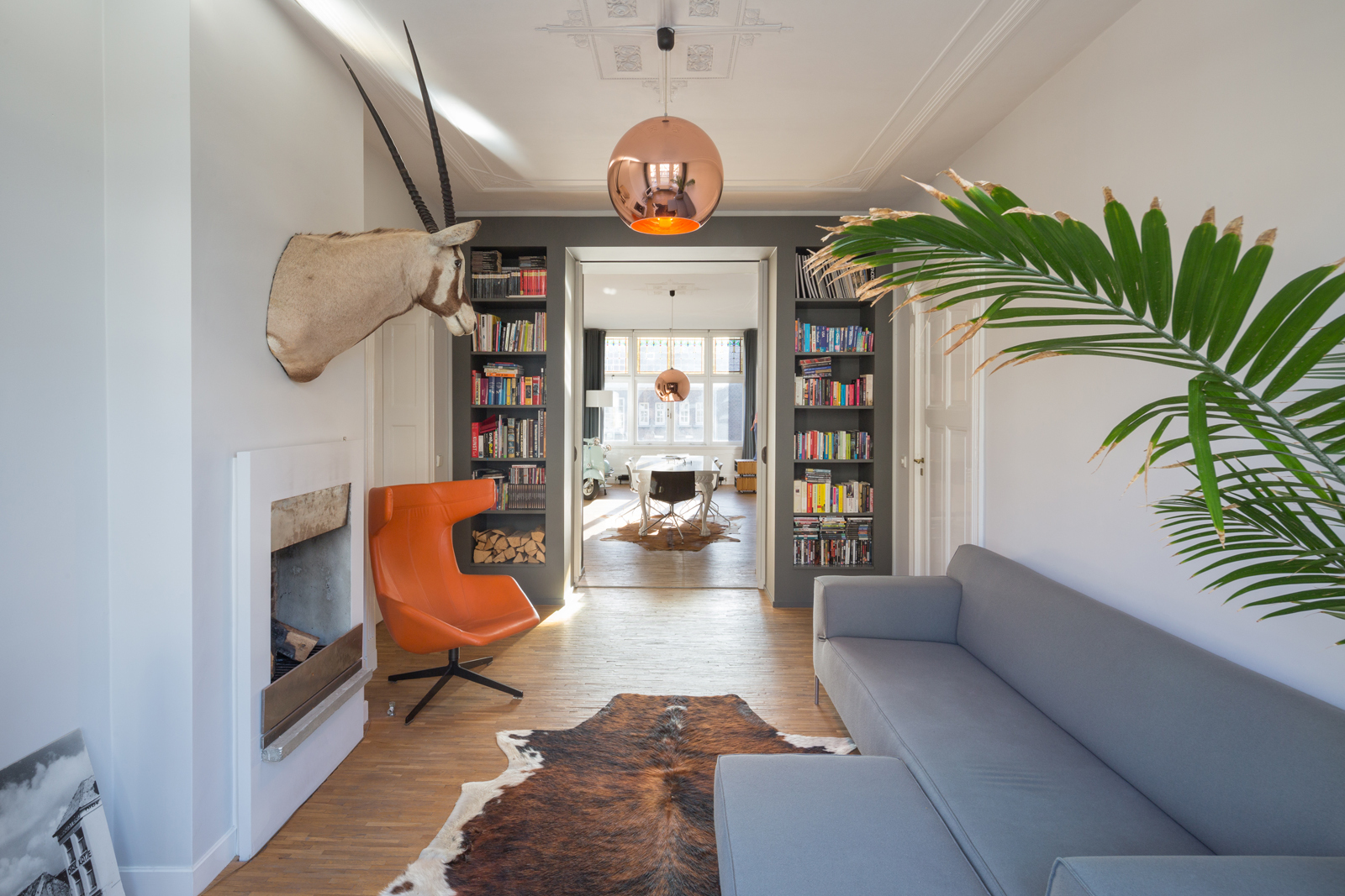 Interieur Less Is More Penthouse Rotterdam / Personal Architecture | Archdaily