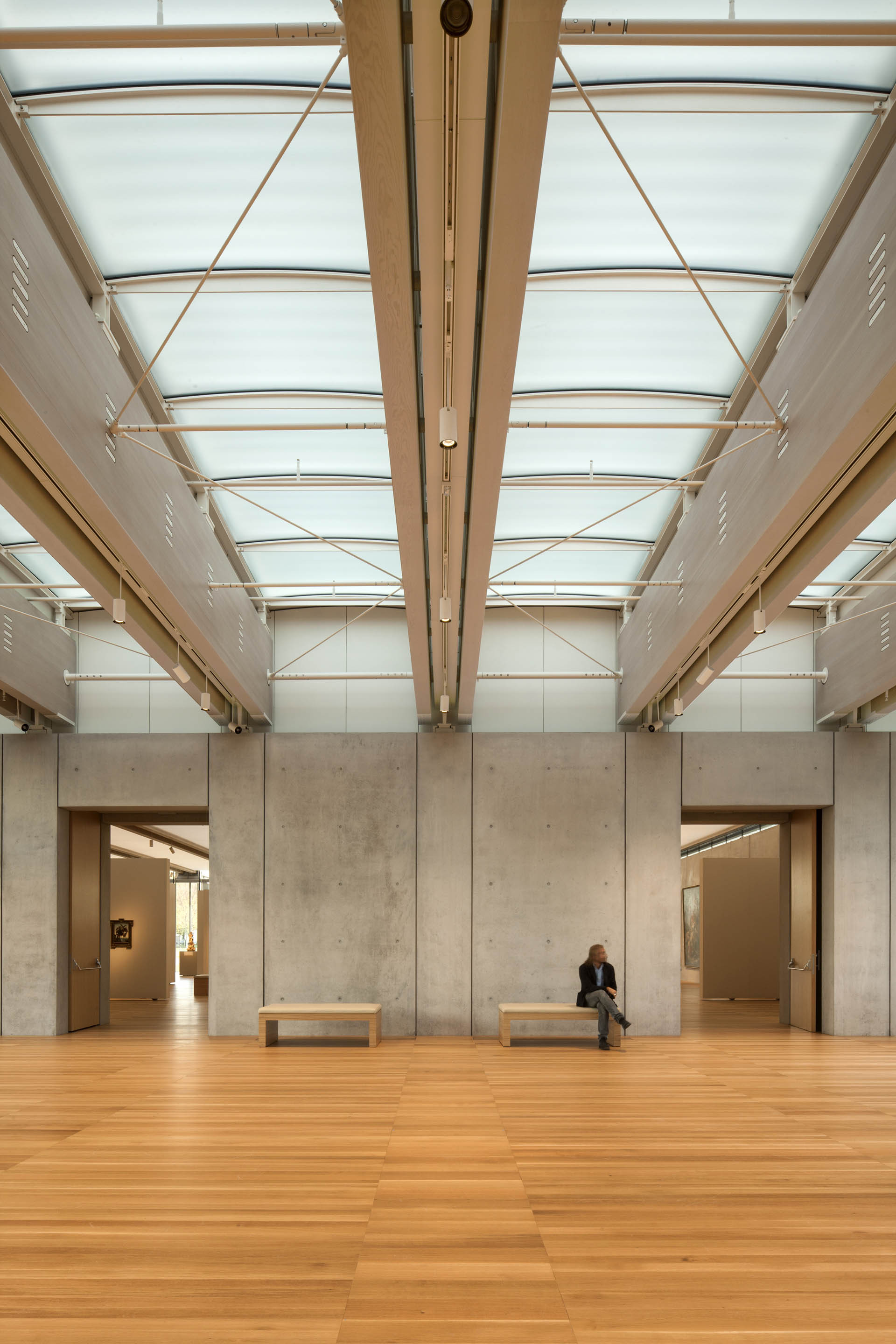New Tendency Gallery Of Kimbell Art Museum Expansion / Renzo Piano