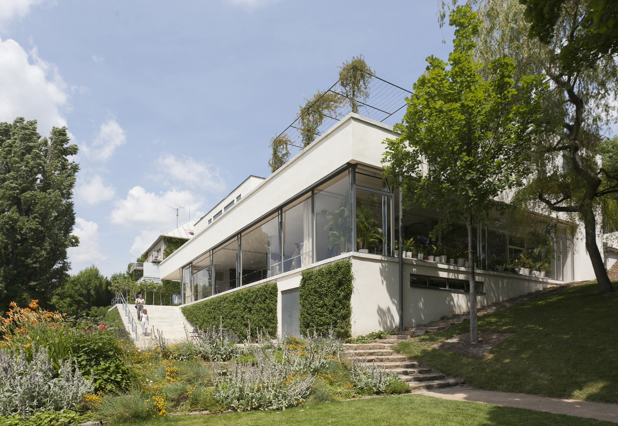 Villa Tugendhat Ad Classics Villa Tugendhat Mies Van Der Rohe Archdaily