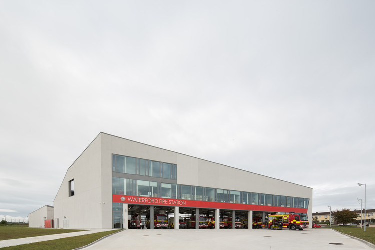 Estacion De Bomberos Waterford Mccullough Mulvin