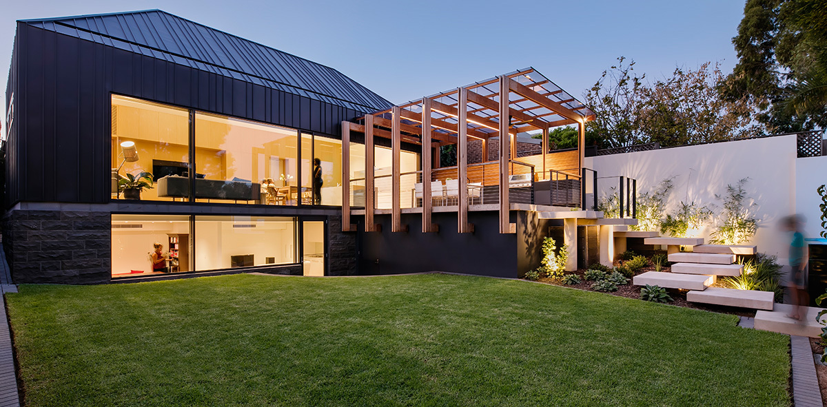 Haus Anbauen Kosten St. Peter's Renovation / Glasshouse | Archdaily