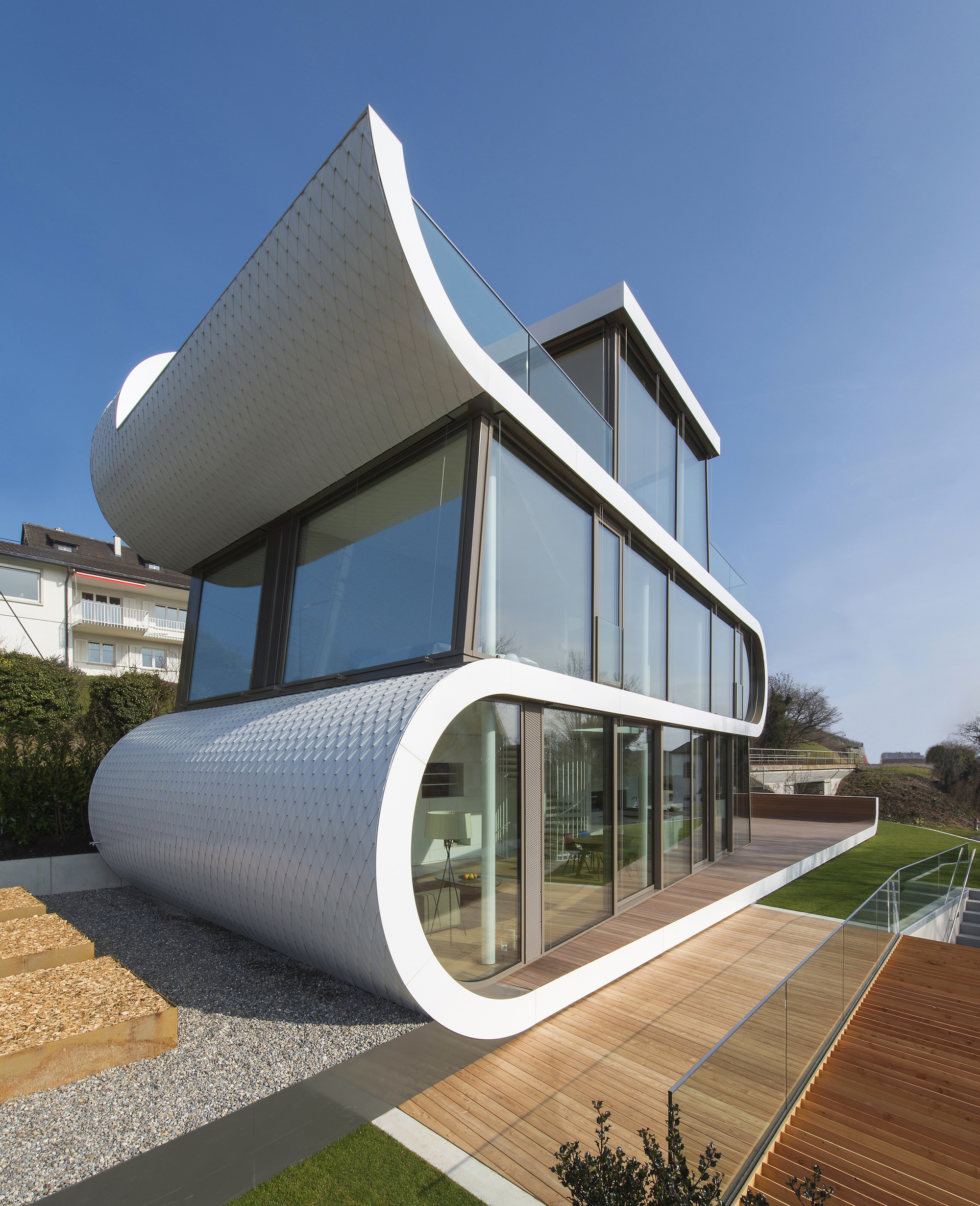 Flex Haus Flexhouse Evolution Design Archdaily