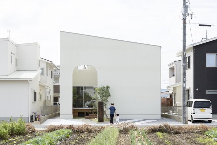 Otsu House / ALTS Design Office, © Yuta Yamada