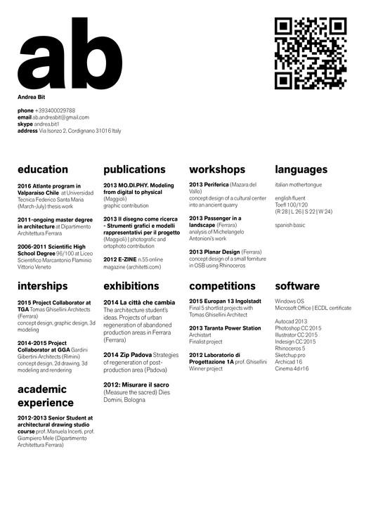 best fonts for cv design
