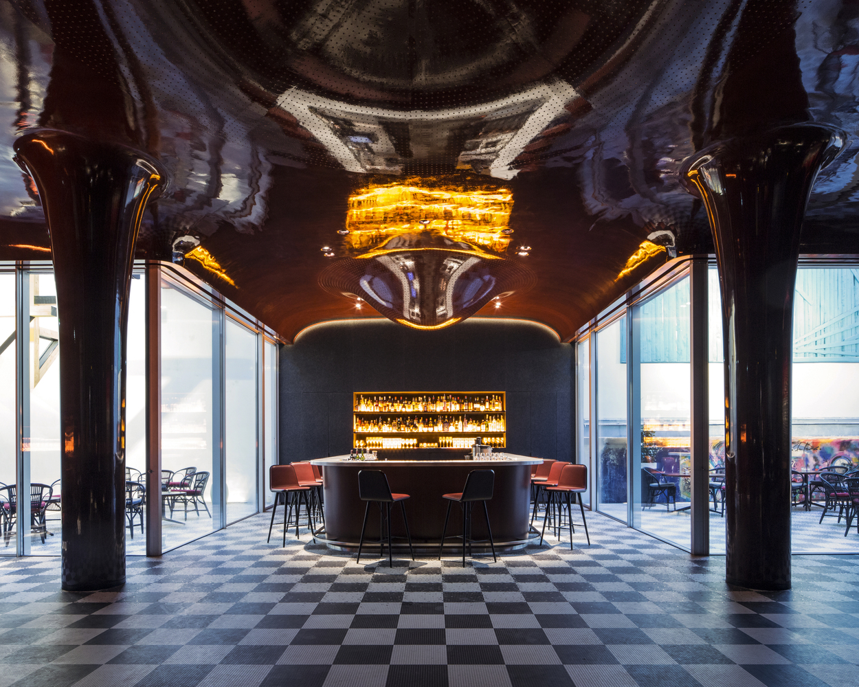 Restaurant Design Paris Gallery Of 2016 Restaurant Bar Design Awards Announced 29