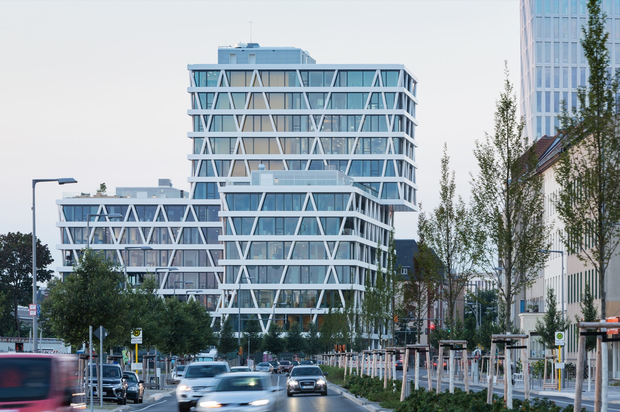 Architectuur Berlijn 50hertz Headquarter Berlin Love Architecture And