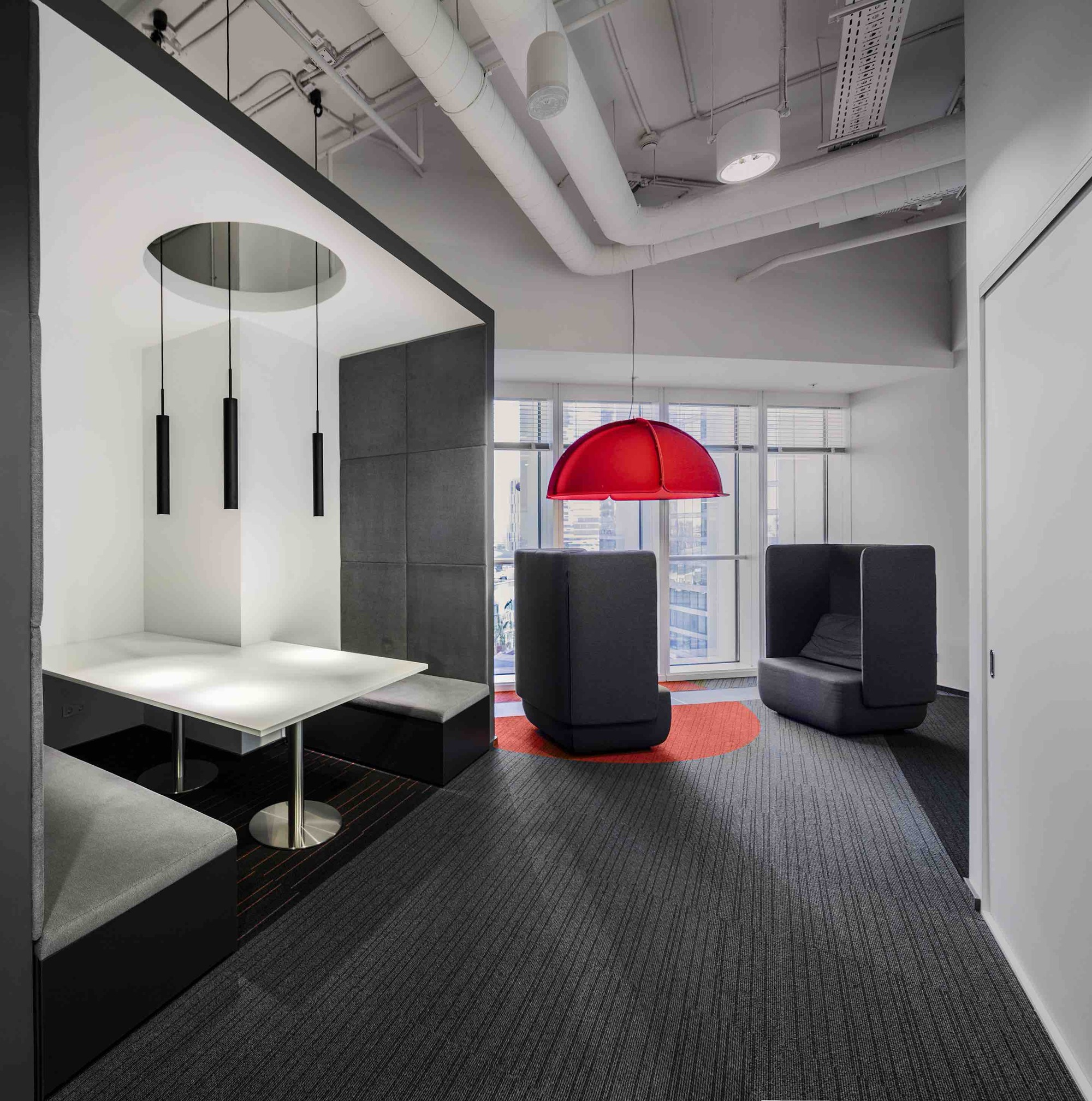 Business Office Orange Business Services Office T 43t Architects Archdaily