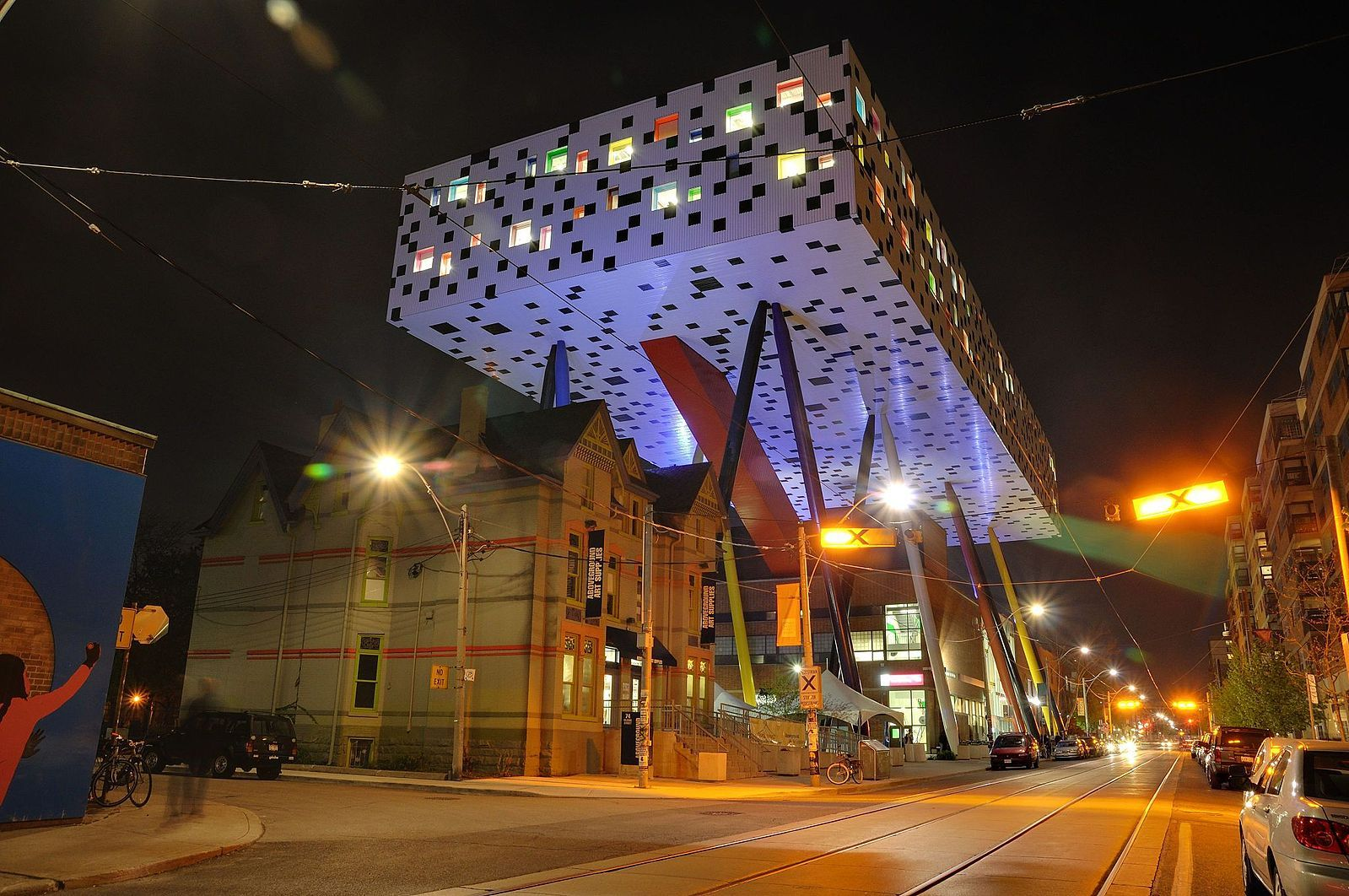 Architects Toronto Morphosis Teeple Architects Among Firms To Lead Ocad University S