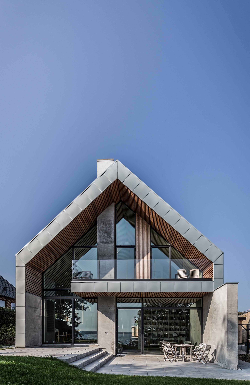 Villa P N P Architecture Archdaily