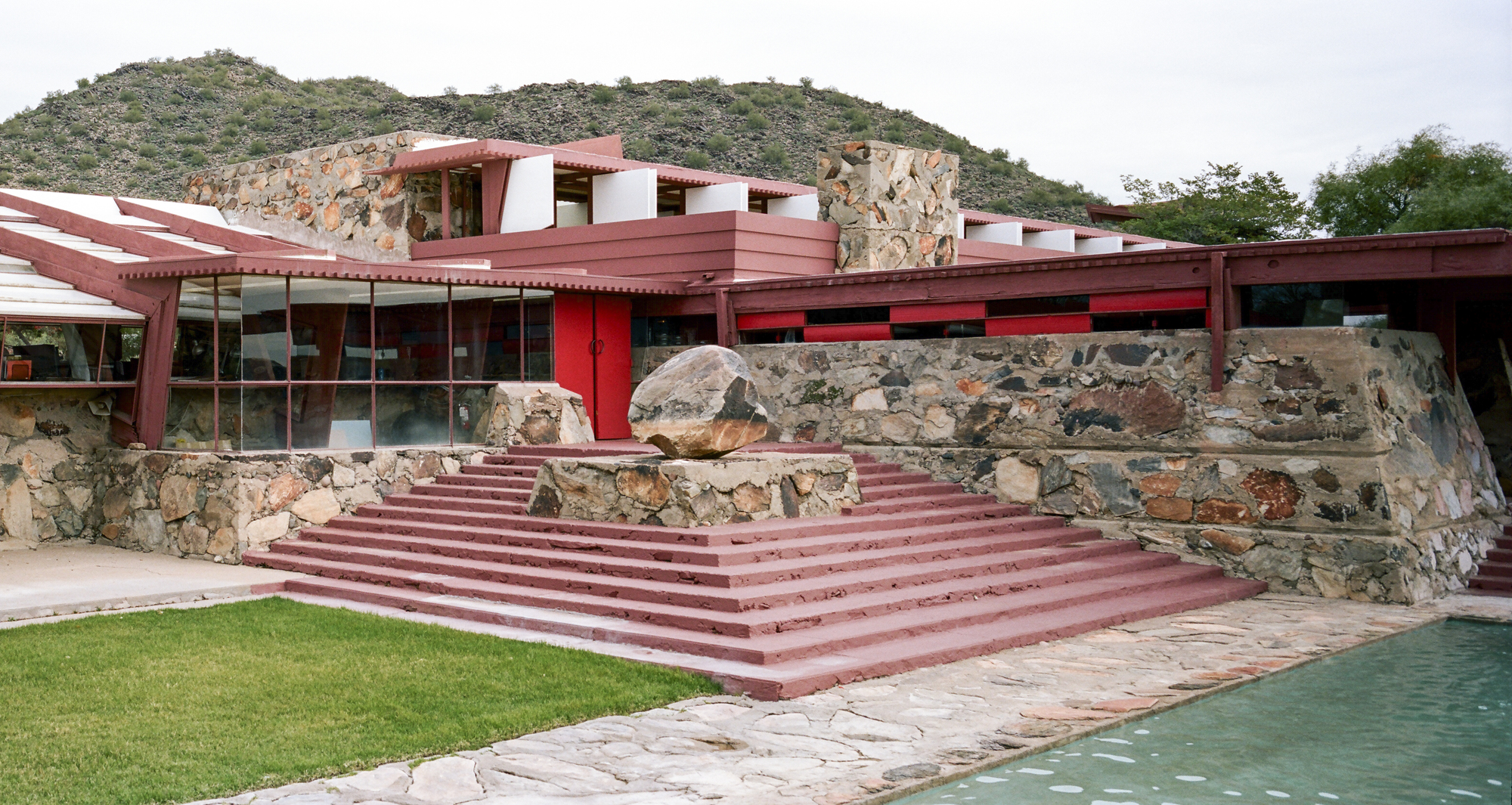Frank Lloyd Wright Gallery Of Frank Lloyd Wright School Of Architecture Will Maintain