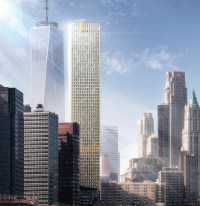 Early Concept Design for New York City Skyscraper by ...