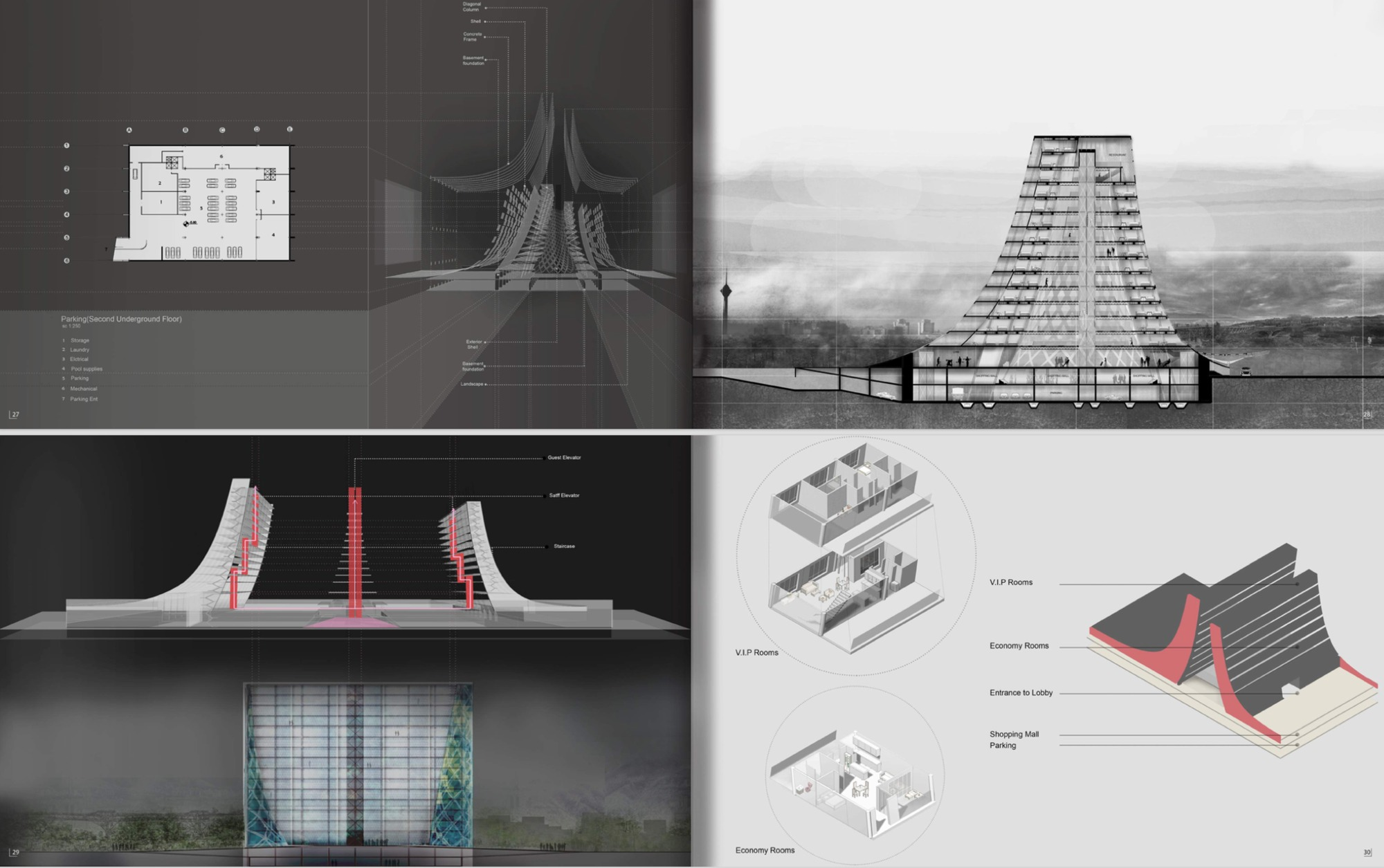 portfolio design layout ideas