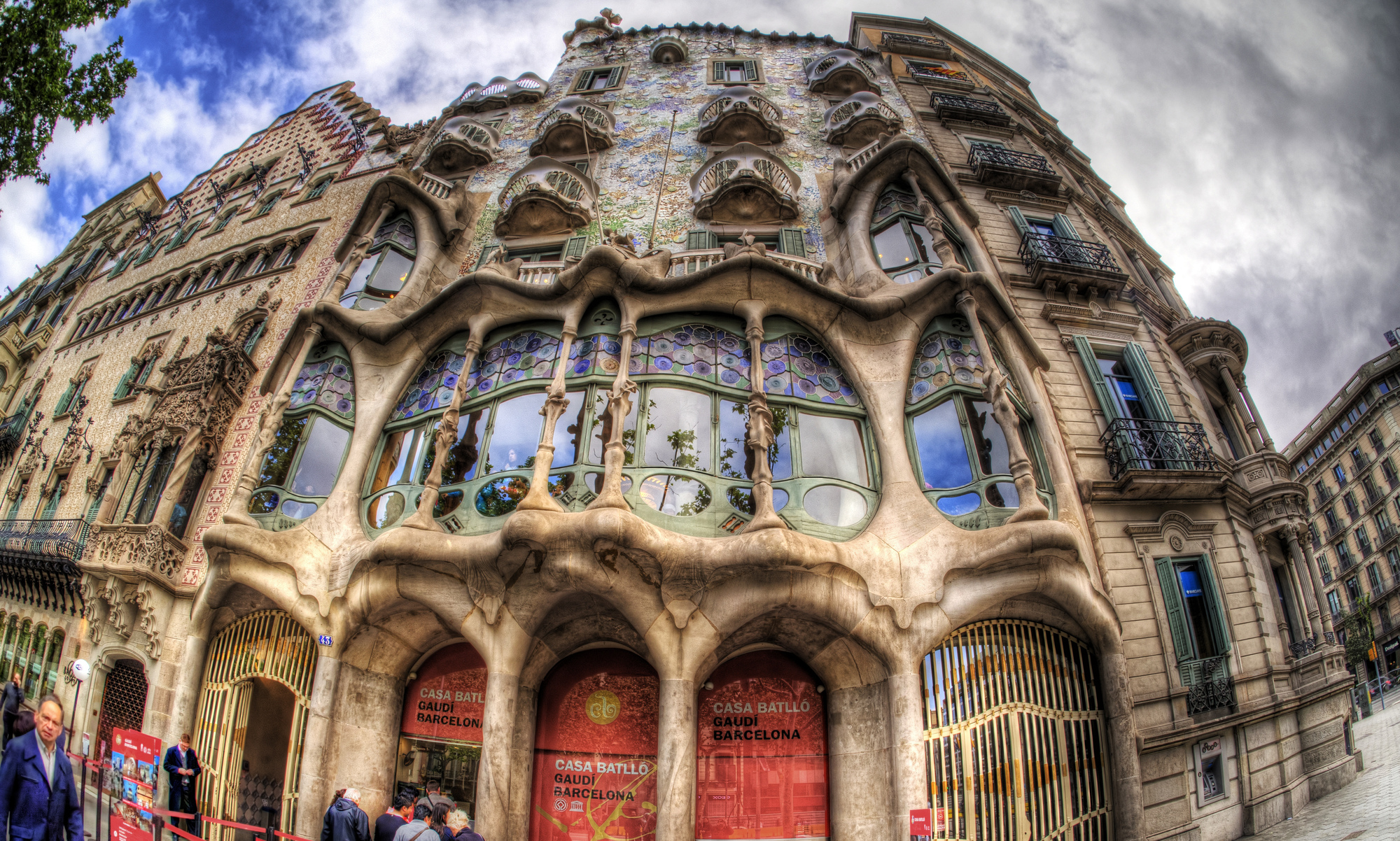 Architekt Barcelona Gallery Of 10 Must See Gaudí Buildings In Barcelona 3