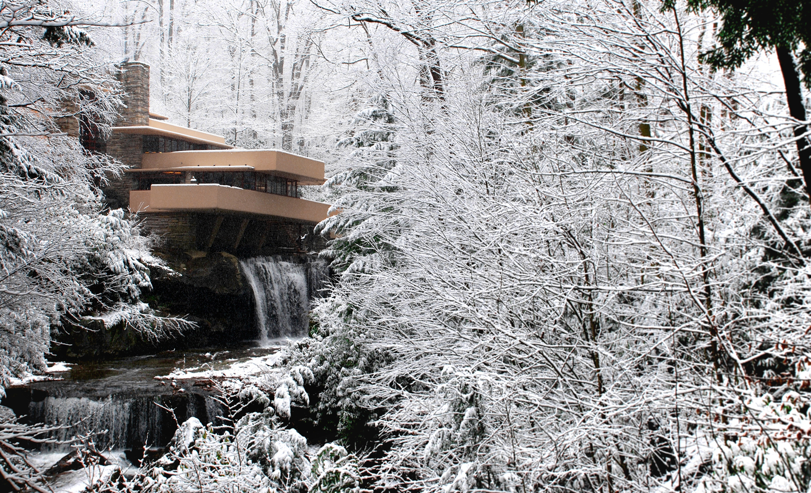 Falling Water House Usa Gallery Of 5 Iconic Houses In The Usa 4