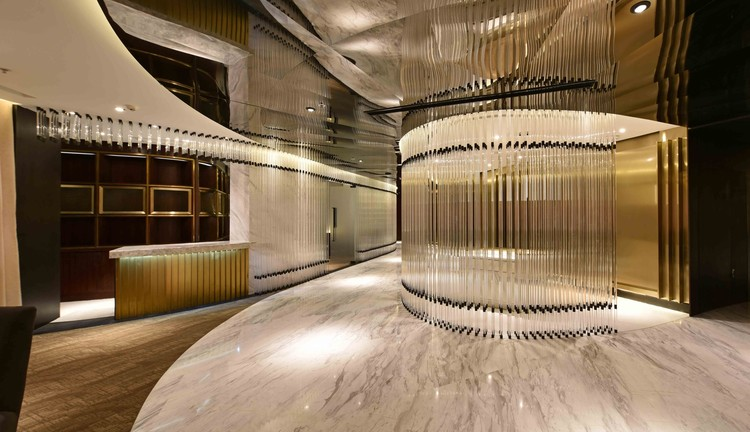 Gold 800 Experience Centre / SPACEMEN | ArchDaily