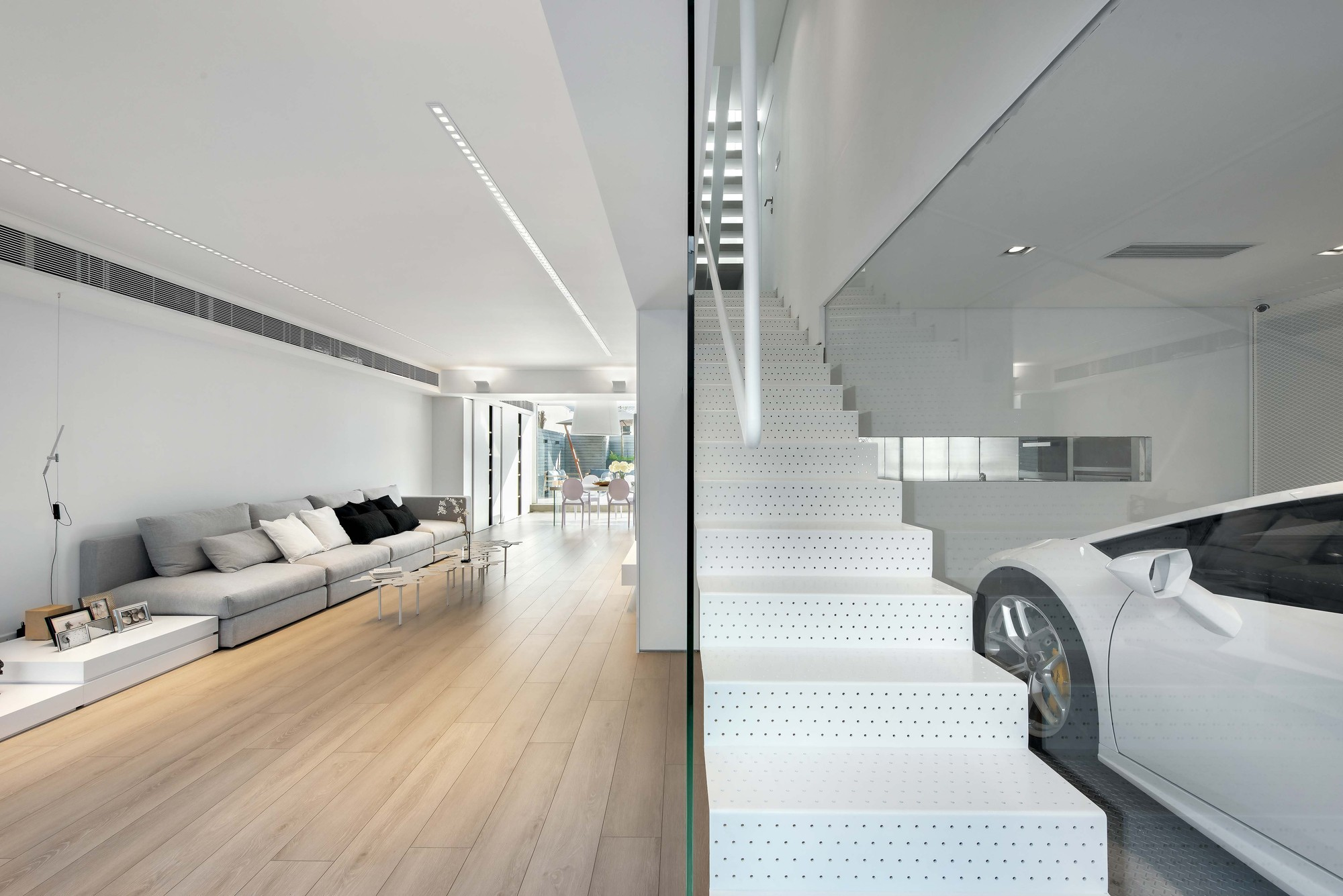 Design Interieur Architecture House In Hong Kong Millimeter Interior Design Archdaily