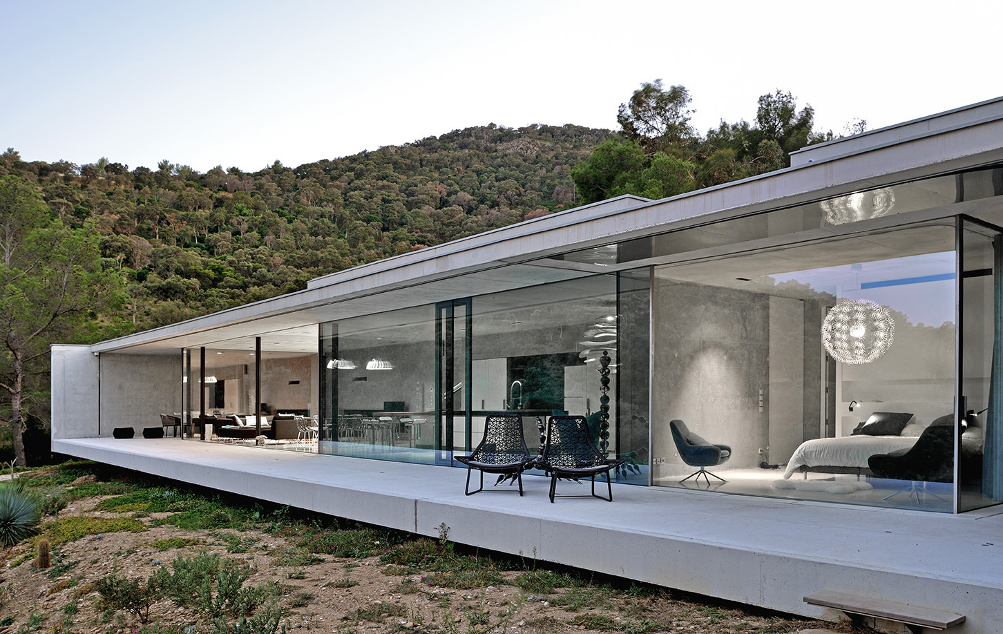Plan De Masse Maison Moderne | Maison 3 Chambres Niors Fuzzbeed Hd ...