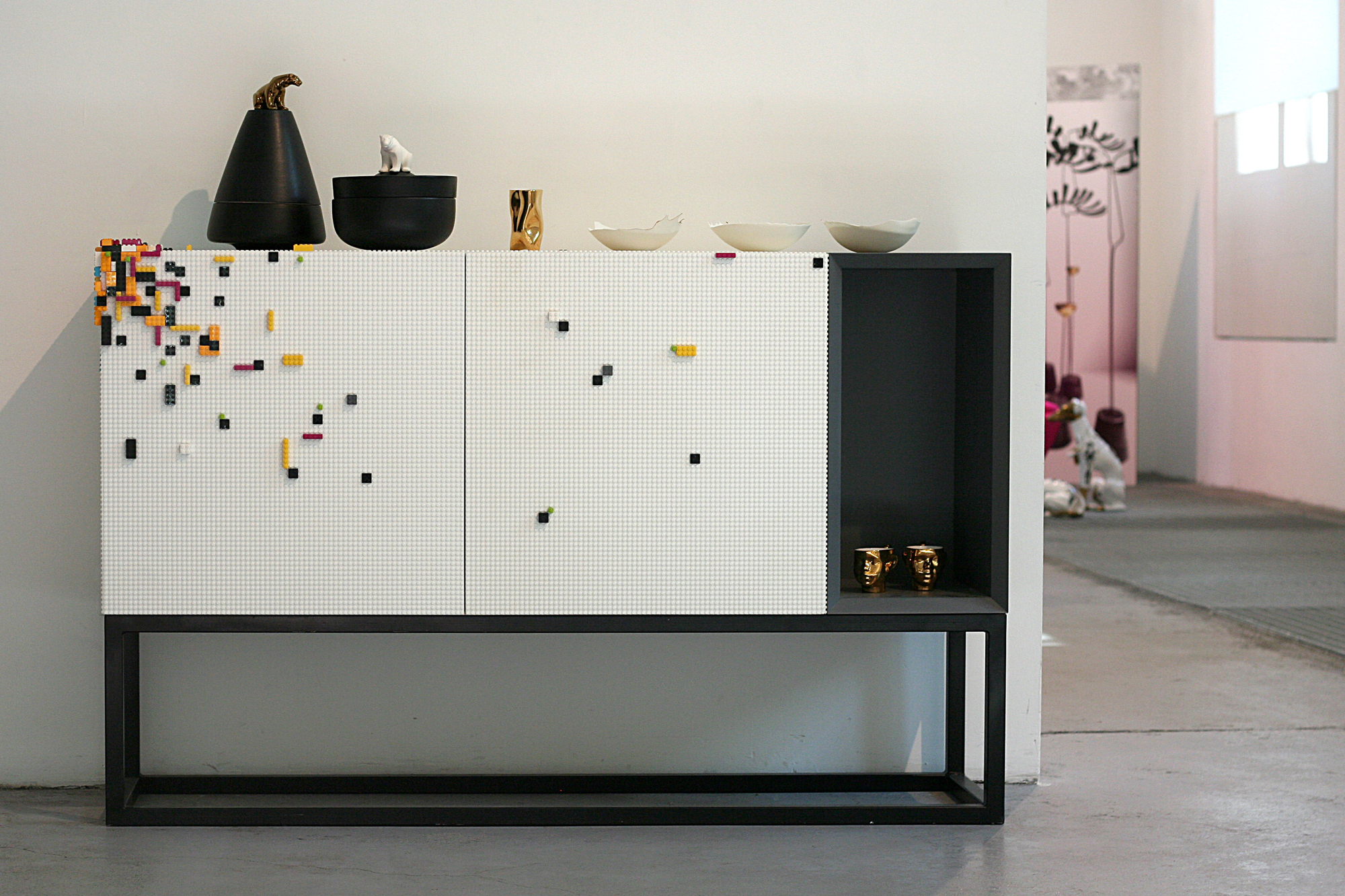 Stylish Furniture Lego Just Got Stylish Modular Furniture To Bring Out Your Inner