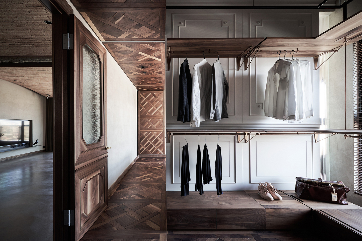 Space Saving Wardrobe Ideas Gallery Of Space Saving Solutions 33 Creative Storage Ideas 8