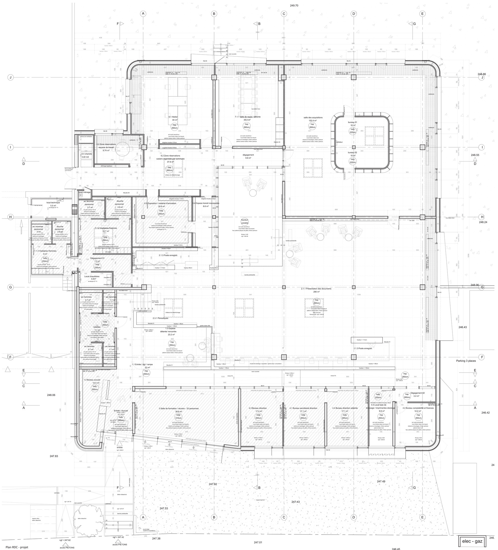 Plan De Travail 350 Cm Gallery Of The Meurthe Et Moselle Departmental Media Library