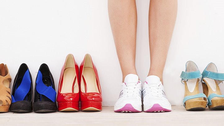 The Best And Worst Shoes For Back Pain Everyday Health
