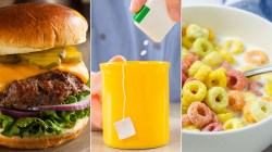 Small Of 3 Harmful Foods