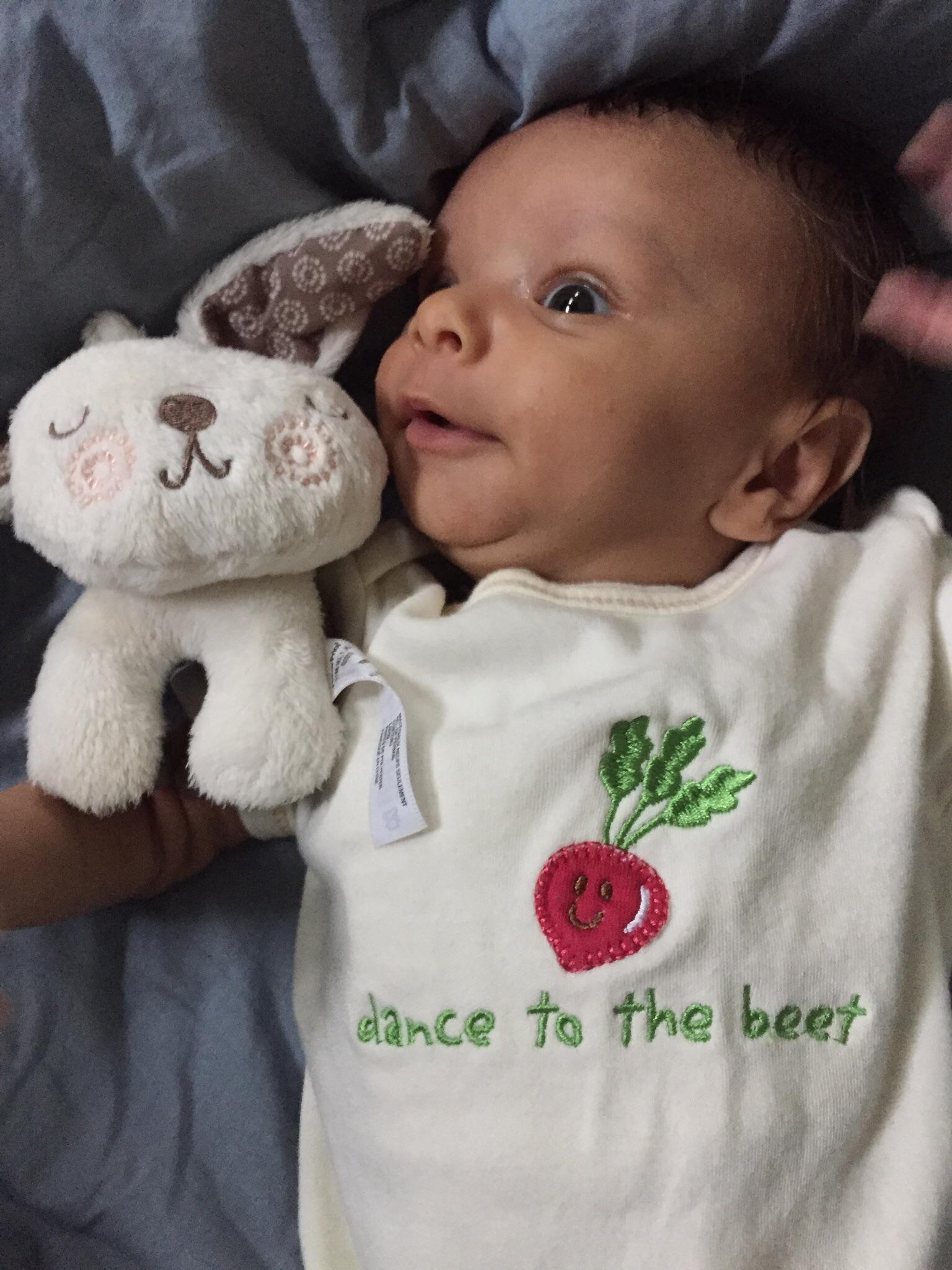 Fullsize Of 5 Week Old Baby