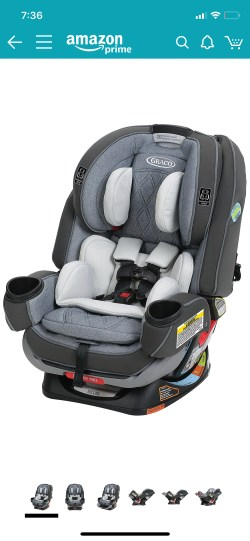 Small Of Graco 4ever Car Seat