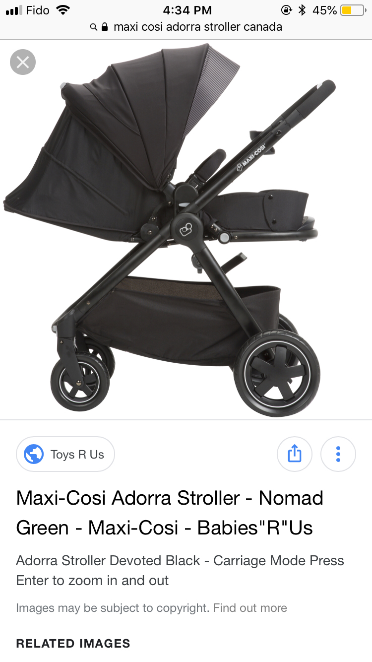 Infant Car Seat Travel System Canada