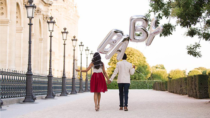 9 Cute Pregnancy Announcements Of 2015