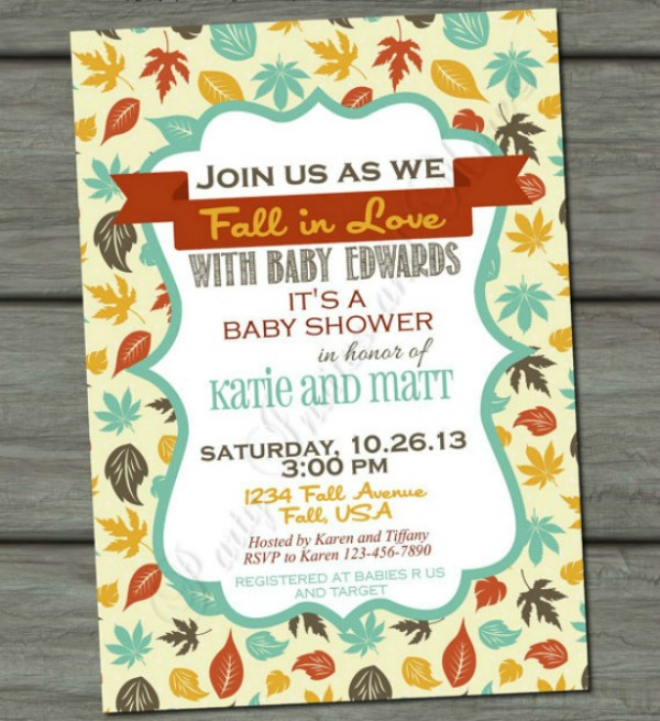 Baby Boy Strollers And Car Seats 6 Fabulous Fall Baby Shower Ideas What To Expect