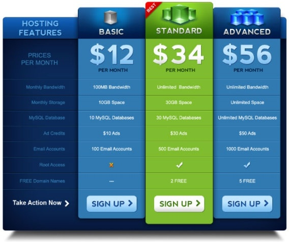 Price list template free psd download (361 Free psd) for commercial