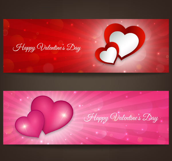 Lovely Girl Cartoon Wallpapers Love Banner Free Vector Download 14 614 Free Vector For