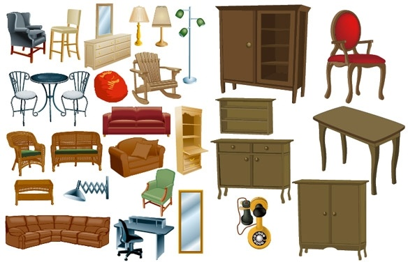Furniture Free Vector Download 321 Free Vector For