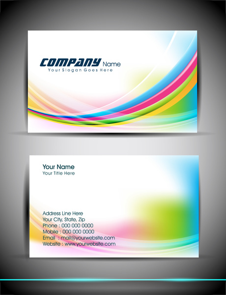 Business card calendar template free vector download (31,218 Free