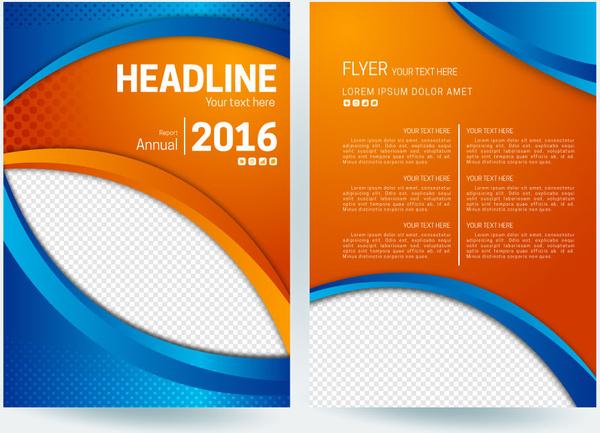 Flyer background design free vector download (50,372 Free vector