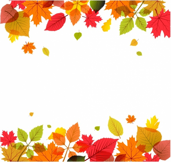 Design Love Fest Fall Wallpaper Autumn Background Free Vector In Adobe Illustrator Ai