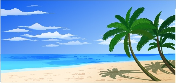 Beach Free Vector Download 868 Free Vector For