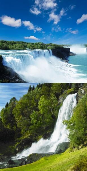 Beautiful Water Fall Scenery Wallpapers Waterfalls Free Stock Photos Download 628 Free Stock
