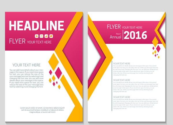Annual report background free vector download (43,250 Free vector - free annual report templates