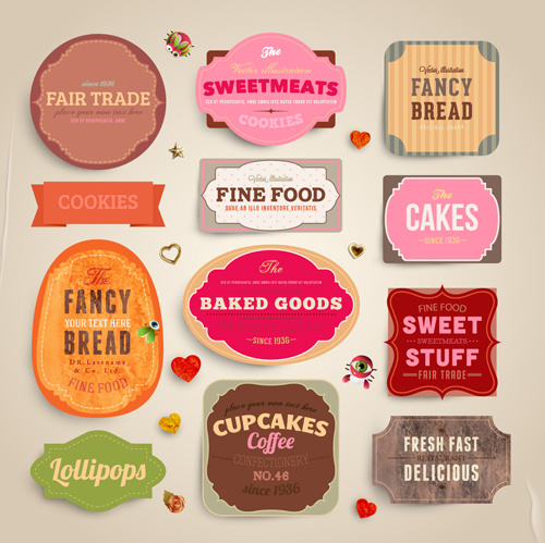 Food label template free vector download (24,297 Free vector) for - ingredient label template