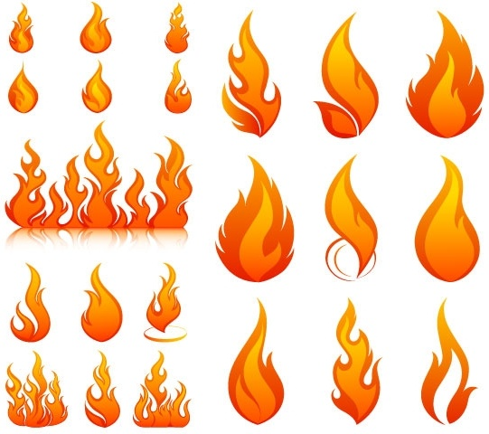 Half Fire Half Water Car Wallpapers Flame Vector Free Vector In Encapsulated Postscript Eps