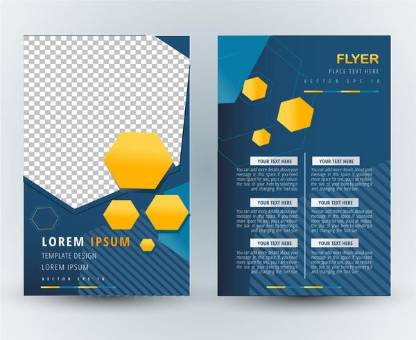 flyer template - Onwebioinnovate - flyer template