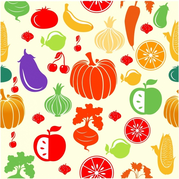 Fall Out Boy Symbol Wallpaper Fruit And Vegetable Pattern Free Vector In Adobe