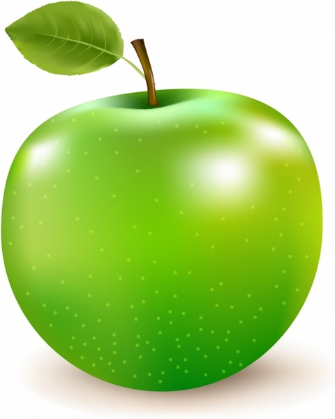 Cute Patterns For Wallpapers Green Apple Cartoon Free Vector Download 23 795 Free