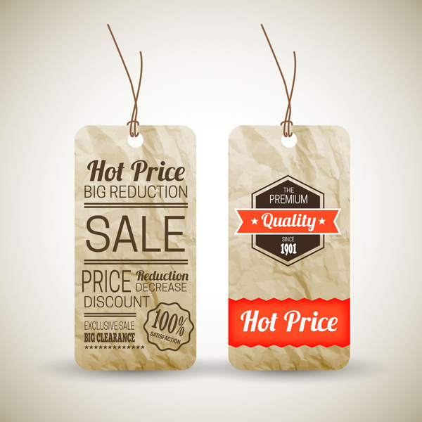 Price tag templates free vector download (14,244 Free vector) for - sale tag template