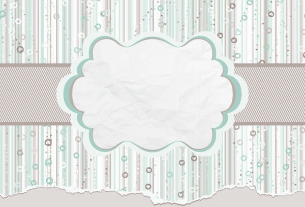 Simple and elegant paper background 03 vector Free vector in