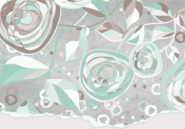 Simple and elegant paper background 04 vector Free vector in